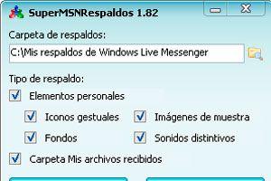 Ilustración de Como guardar una copia de los contactos del Messenger