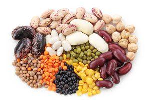Ilustración de Cómo saber si las legumbres están en buen estado
