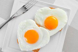 Ilustración de Cómo preparar huevos al plato