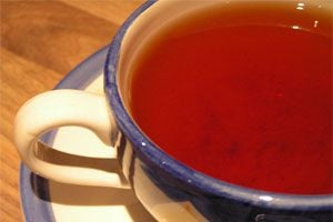 Ilustración de Cómo calcular la cantidad de té por taza