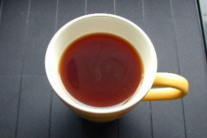 Ilustración de Cómo preparar té negro