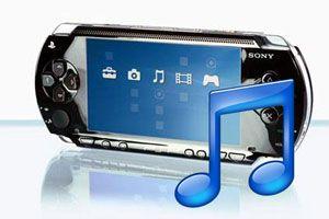 Ilustración de Cómo transferir Música al PSP