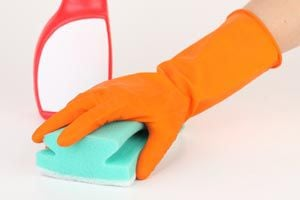 Cómo mantener limpias las esponjas de la cocina