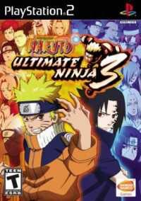 Ilustración de Trucos para Naruto Ultimate Ninja 3 - Trucos PS2 (I)