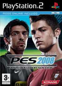 Trucos para PES 2008 - Trucos PS2 (I)