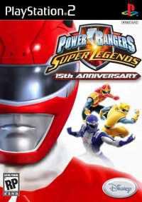 Ilustración de Trucos para Power Rangers: Super Legends - Trucos PS2