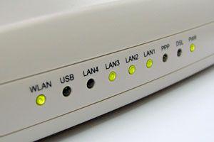 Ilustración de Cómo conocer la contraseña por defecto (del fabricante) de mi router
