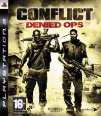 Ilustración de Trucos para Conflict: Denied Ops - Trucos PS3