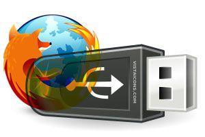 Ilustración de Como instalar Firefox en una memoria USB