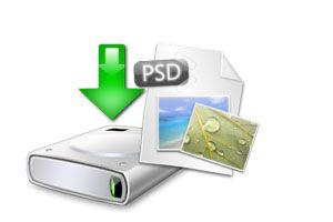 Ilustración de Como descargar archivos PSD (Photoshop) gratis