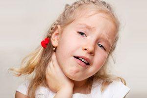 Ilustración de Cómo aliviar el dolor de garganta