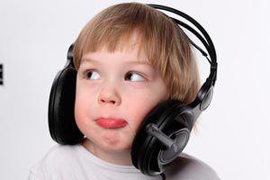 Ilustración de Cómo saber si un niño tiene problemas de audición