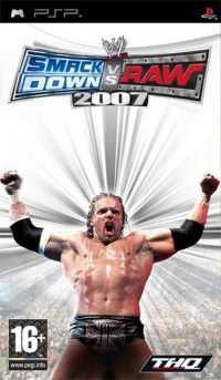 Ilustración de Trucos para WWE SmackDown Vs. RAW 2007 - Trucos PSP