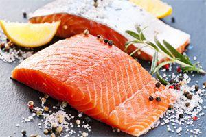 Ilustración de Cómo desalar el salmón