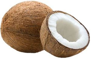 Ilustración de Cómo elegir un coco fresco