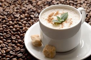 Ilustración de Cómo preparar Café Expreso o Express