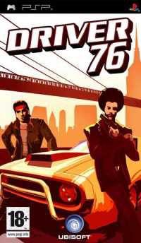 Ilustración de Trucos para Driver 76 - Trucos PSP
