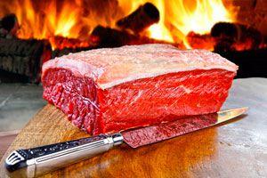 Ilustración de Cómo sellar la carne