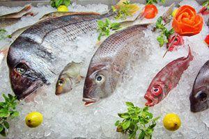 Ilustración de Cómo comprar pescado congelado