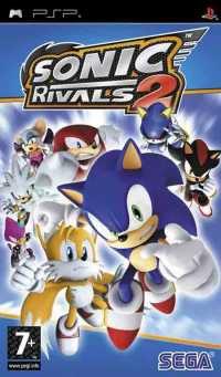 Ilustración de Trucos para Sonic Rivals 2 - Trucos PSP