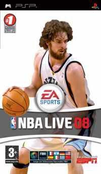 Ilustración de Trucos para NBA Live 08 - Trucos PSP