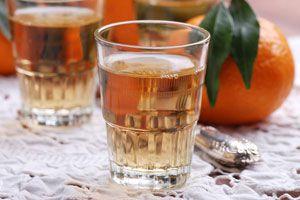 Ilustración de Cómo preparar Licor de Mandarina