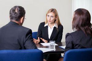 Ilustración de Cómo lograr una excelente entrevista laboral