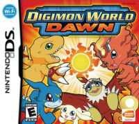 Ilustración de Passwords para Digimon World: Dawn - Trucos DS