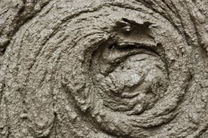Ilustración de C&oacutemo preparar pasta de cemento