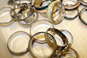 Ilustración de Cómo guardar los anillos