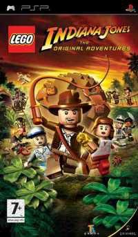 Ilustración de Trucos para LEGO Indiana Jones: La Trilogía Original - Trucos PSP (I)