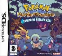 Ilustración de Trucos para Pokémon Mundo Misterioso: Equipo de Rescate Azul - Códigos DS