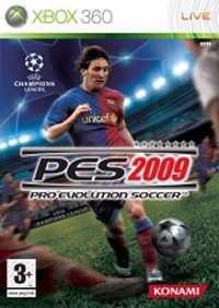 Ilustración de Logros para PES 2009 - Logros Xbox 360