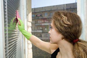 Cómo limpiar persianas de exterior