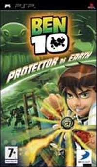 Ilustración de Trucos para Ben 10: Alien Force - Trucos PSP