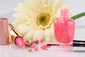 Ilustración de Como cuidar los cosméticos y nuestra salud