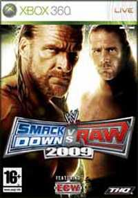 Ilustración de Trucos para WWE SmackDown! vs. RAW 2009 - Trucos Xbox 360