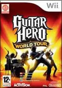 Ilustración de Trucos para Guitar Hero: World Tour - Trucos Wii