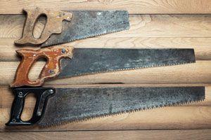Métodos para afilar sierras y serruchos. Pasos para afilar serruchos. Cómo darles filo a los serruchos y sierras
