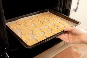 Consejos de como hornear o cocinar galletas