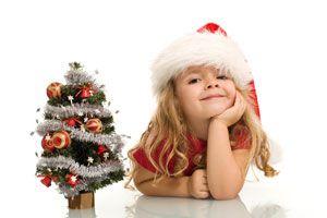Ilustración de Cómo armar un arbolito de navidad en un ambiente pequeño