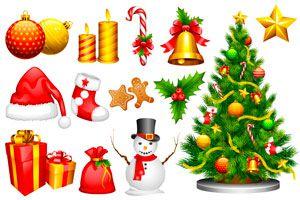 Ilustración de Cómo hacer adornos navideños
