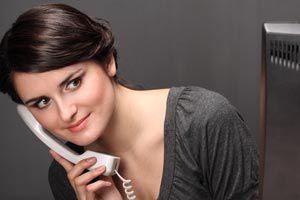 Ilustración de Como ahorrar en el uso del tel&eacutefono