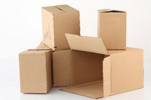 Ilustración de Como reutilizar las cajas que tenemos en nuestro hogar