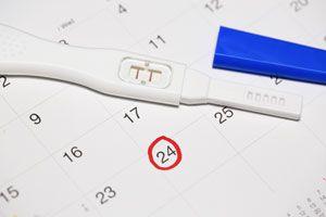 Ilustración de Cómo Calcular el Día de la Ovulación