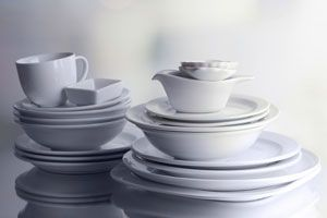 Ilustración de Cómo renovar la vajilla de porcelana