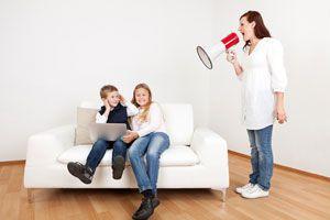 La difícil tarea de ejercer la autoridad con nuestros hijos