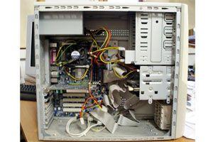 Ilustración de Cómo limpiar nuestra computadora