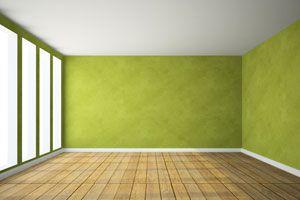 Ilustración de Cómo decorar paredes empapeladas