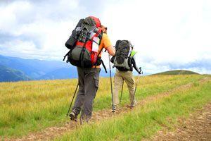 Ilustración de Cómo preparar una mochila para una excursión